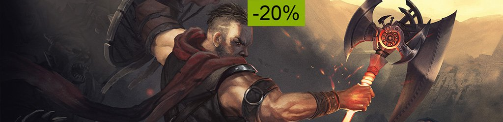 SAVE 20% ON WOLCEN: LORDS OF MAYHEM DURING T… - Forum - Wolcen