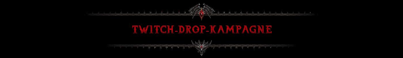 Twitch-Drop-Kampagne