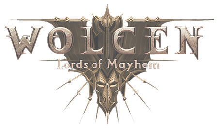 Wolcen Lords of Mayhem Game Logo