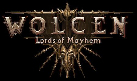 Wolcen Lords of Mayhem Game Logo